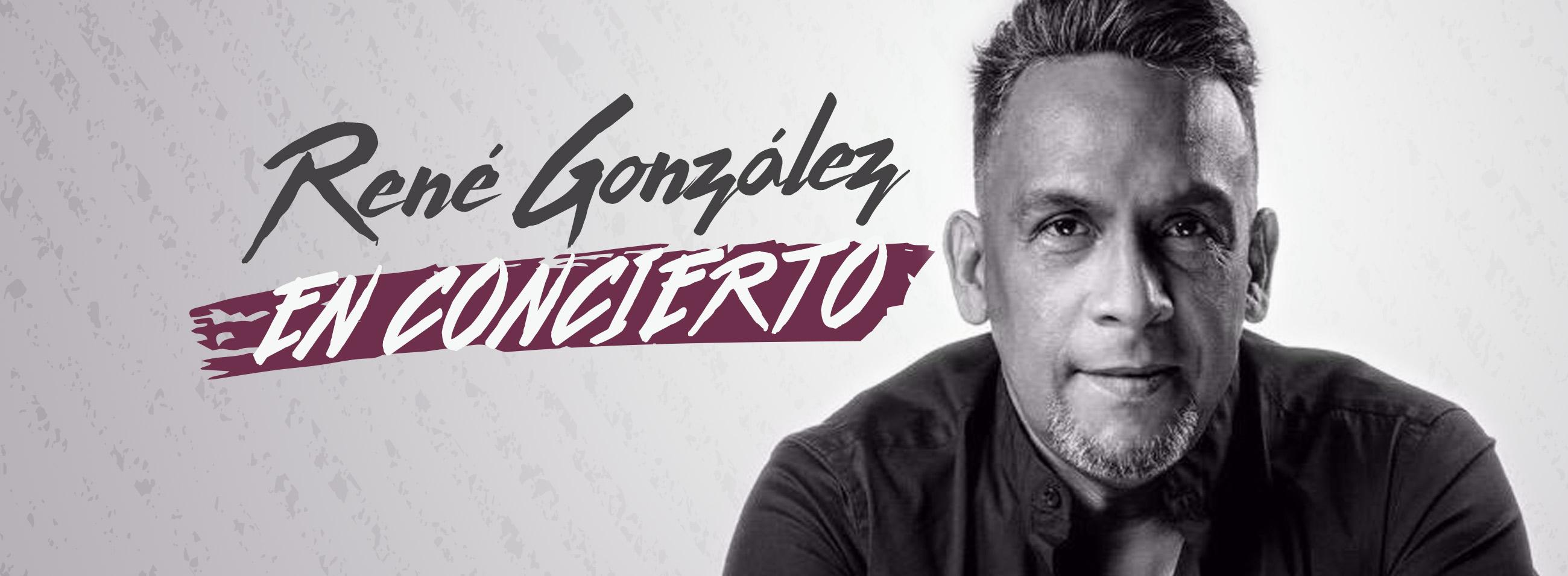 René González en Vivo el 25 de Octubre 2019