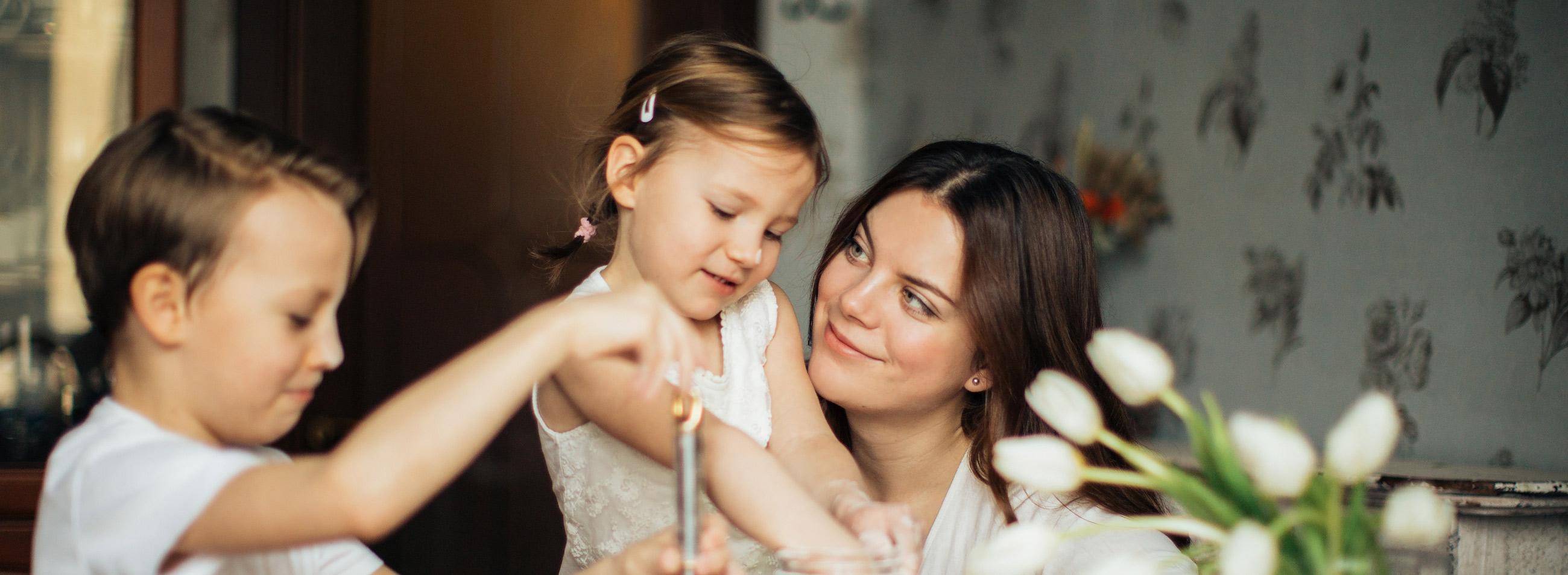 'Mamá Todo Terreno': ¿Qué hacemos con nuestros niños?